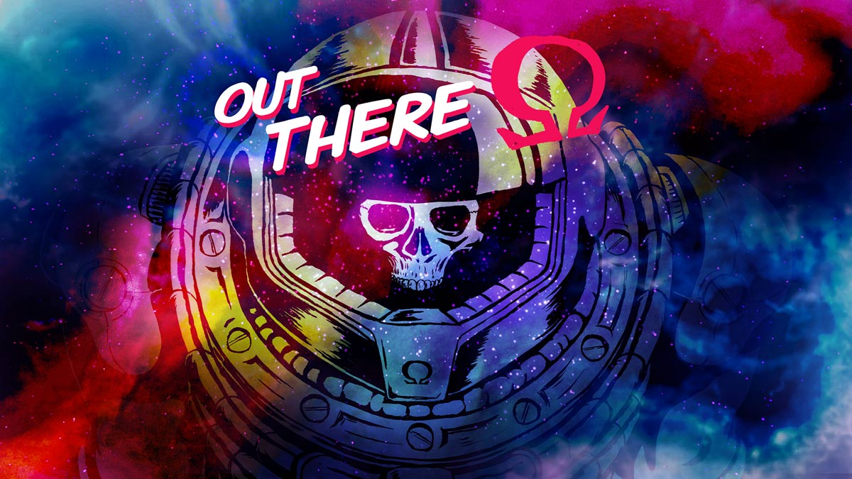 Out There Omega - Key Art